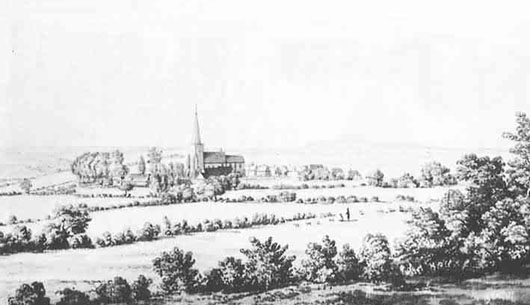rotherfield in 1785