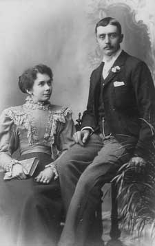 louisa and albert acott nee hickmott